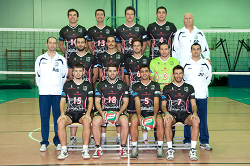 Pallavolo: Burgher King Ellepi vs OFG RI-FLEX Vignola 0  3